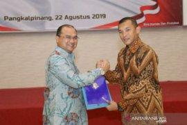 Gubernur Erzaldi usulkan Babel jadi pangkalan laut di Indonesia