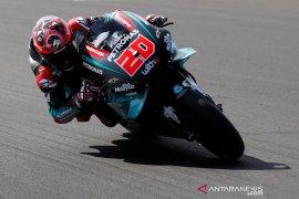 Quartararo ungguli Marquez pada sesi latihan GP Inggris