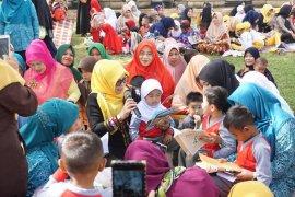 PKK gelar Gernas Buku di Aceh Tengah