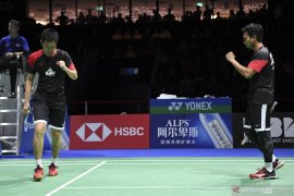 """The Daddies"" susul Fajar/Rian ke semifinal China Open"