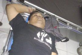 Driver ojol patah tulang ditendang jambret, Kapolsek Medan Timur: Itu wilayah hukum Polsek Medan Kota