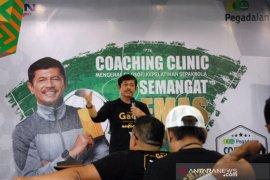 Pegadaian coaching clinic bersama Indra Sjafri Page 1 Small