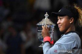 Naomi Osaka lolos  babak pertama US Open
