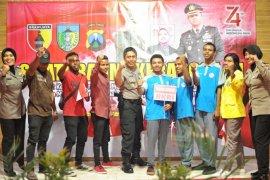 Polres Kediri silaturahim ajak masyarakat jaga keutuhan NKRI
