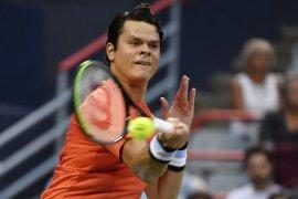 Petenis Milos Raonic mundur dari US Open