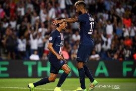 PSG tekuk Toulouse empat gol  tanpa balas di Liga Prancis