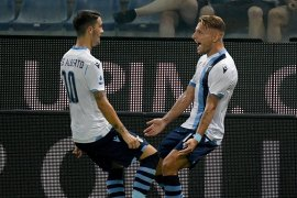 Lazio, Atalanta, Torino menangi laga pekan perdana Liga Italia