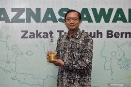 Kantor Berita Antara menangi Baznas Award 2019
