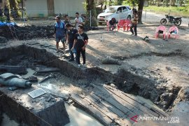 Situs kapal Zabag diduga  galangan kapal tertua di Asia Tenggara