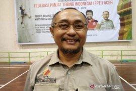Panjat Tebing Aceh target tiga emas di Porwil