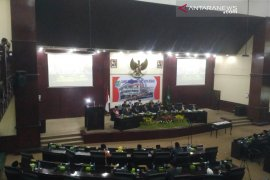 50 anggota DPRD Kota Bekasi resmi dilantik