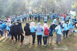 Halimun Youth Camp 2019  menguatkan hubungan tujuh negara peserta