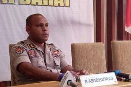 Polda Papua Barat persilahkan warga Manokwari beraktivitas seperti biasa