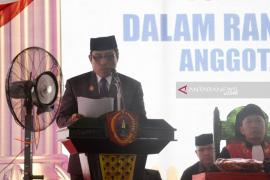 25 anggota DPRD Gorontalo Utara resmi dilantik