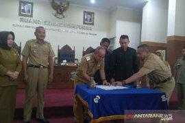 DPRD Pangkalpinang setujui empat Raperda menjadi Perda