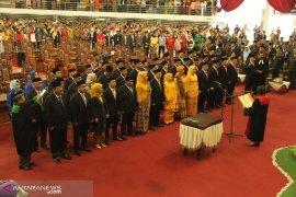 Wakil PN lantik 45 anggota DPRD Balikpapan