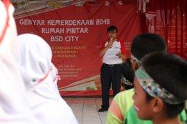 Rumah Pintar BSD gelar acara bangun kreatifitas - sportifitas pemuda