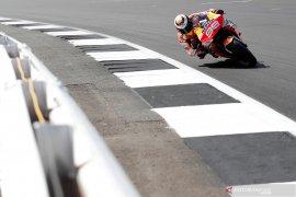 Lorenzo merasa lebih baik di Silverstone usai delapan pekan cedera