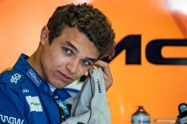 Pebalap Norris cedera jelang GP Belgia