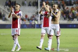 Jadwal laga kedua playoff Liga Champions, penentuan nasib Ajax