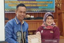 Mantapkan reformasi birokrasi Kemen PAN-RB asistensi Pemkab HSS