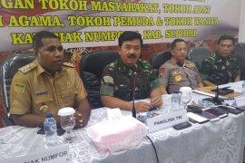 Panglima TNI akan berkantor di Papua