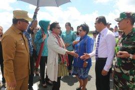 Yohana Yembise kampanye stop KDRT di Kepulauan Tanimbar