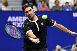 Federer gulingkan Evans menuju babak keempat  US Open