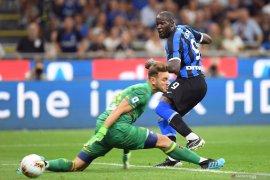 Lukaku cetak gol di debut Serie A bersama Inter Milan