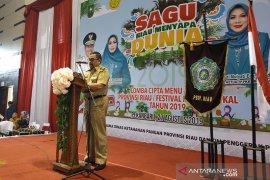 Cocok untuk pengganti nasi dan cegah stunting, Wagub Riau ajak masyarakat konsumsi sagu