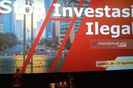 OJK: Waspadai investasi dan pinjaman daring ilegal