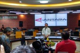 """Menkominfo resmikan layanan produk """"BrandA"""" milik ANTARA"""