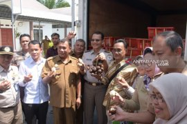 Petani Deliserdang ekspor salak ke Thailand