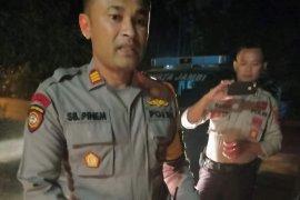 Granat temuan warga Bakung diamankan  polisi