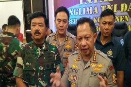34 karyawan PT Istaka dibantai penyebab Polri kirim pasukan ke Nduga