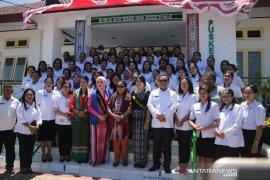 Menteri PPPA canangkan Puskesmas dan sekolah ramah anak di Tanimbar.