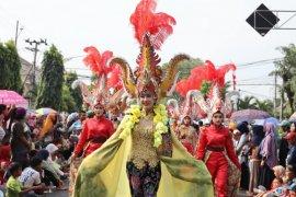 Karnaval Kemerdekaan Kota Madiun 2019 ajang tingkatkan persatuan dan kesatuan