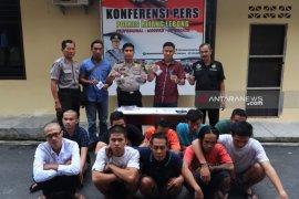 Operasi Antik jaring 11 tersangka penyalahgunaan narkoba di Rejang Lebong