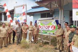 Deklarasi ODF Stop BABS Desa Menua Prama