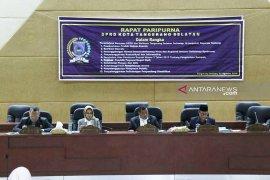 Akhir Masa Tugas, DPRD Tangsel Sahkan 11 Raperda Menjadi Perda