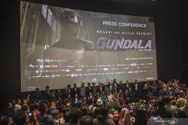 """Film """"Gundala"""", bukti Indonesia mampu bermain di genre superhero"""