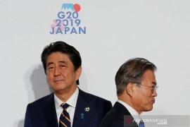 Jepang, Korsel kembali berseteru soal perjanjian  intelijen
