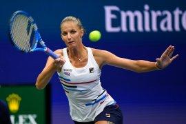 Karolina Pliskova lolos ke WTA Finals Shenzhen