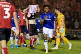 Hasil Piala Liga, Iwobi gandeng Everton ke babak ketiga