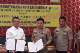 Chandra Asri bangun infrastruktur pendukung tambahan di Mapolda Banten