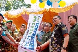 BPJS-Tk launching Sangiang sebagai desa sadar jaminan sosial ketenagakerjaan