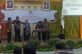 Arif Agus jabat Kepala BPK Perwakilan Aceh