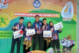 DKI Jakarta juara umum pencak silat O2SN