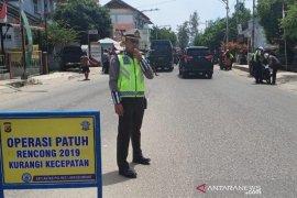 Operasi Patuh Rencong 2019 dimulai, puluhan pelanggar lalu lintas terjaring razia