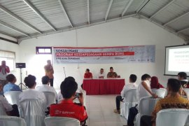PMI Sukabumi jadi proyek pencontohan program kesiapsiagaan dan ketangguhan gempa